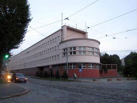 Управление СБУ во Львове