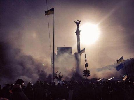 Протистояння в Києві