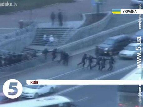 Побег правоохранителей