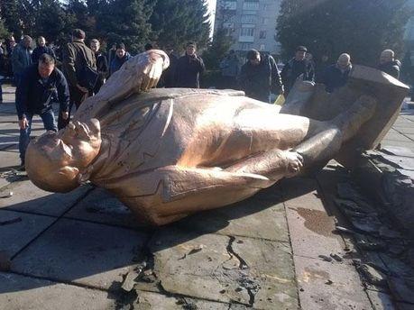 Ленін у Калинівці