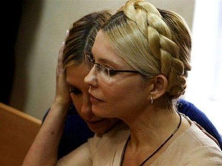 Юлия и Женя Тимошенко