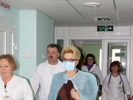 Раиса Богатырева посетила пострадавших активистов