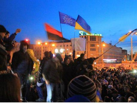 Євромайдан у Херсоні
