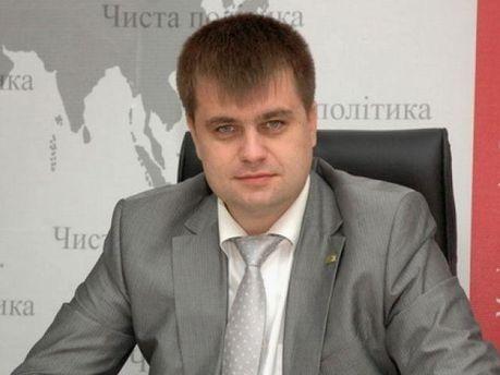 Микола Клочко