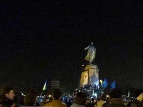 Пам'ятник Леніну у Харкові