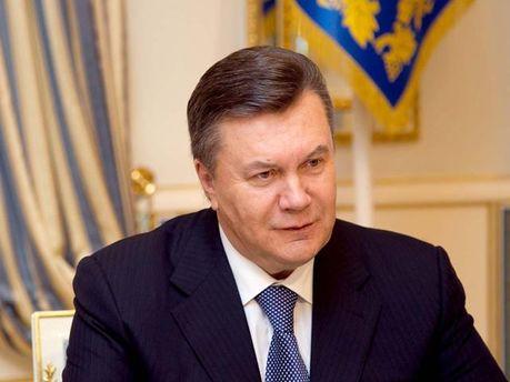 В інтернеті з'явився сайт, де публікують секретні документи Януковича