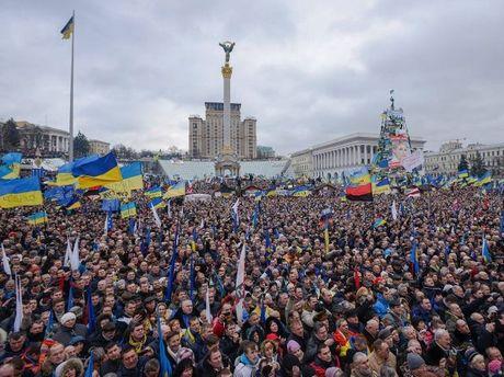 Віче на Майдані Незалежності
