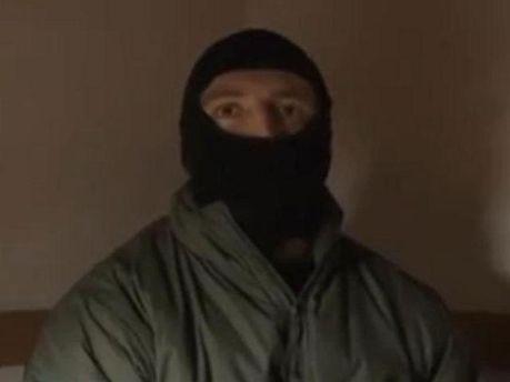 Командир снайперов СБУ с позывным