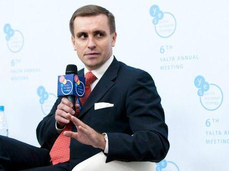 Посол Константин Елисеев