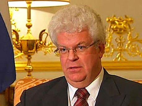 Постійний представник Росії в ЄС Володимир Чижов