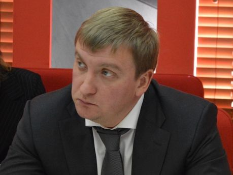 Міністр юстиції Павло Петренко