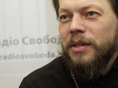 Прес-секретар УПЦ МП Георгій Коваленко