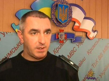 Николай Балабан