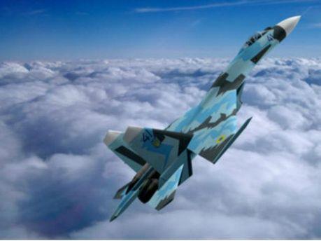 Українські Су-27