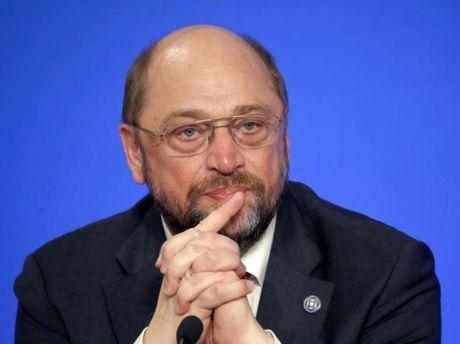 Президент ЕП Мартин Шульц