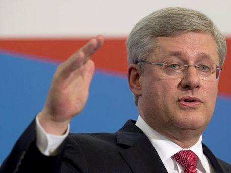 Прем'єр-міністр Канади Сівен Харпер