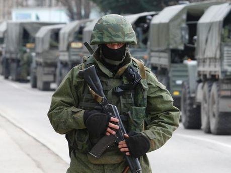 Конфлікт у Криму продовжується