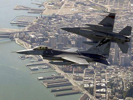 Винищувачі F-16