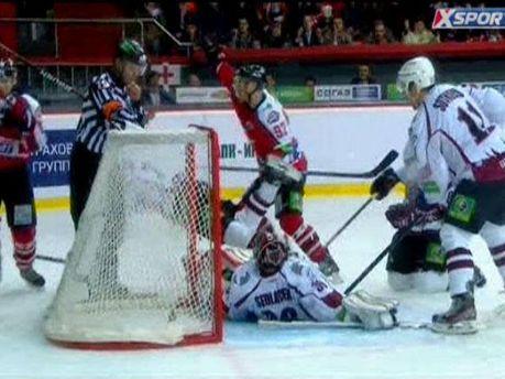 """Хоккей. """"Донбасс"""" не сумел пробиться в полуфинал конференции"""