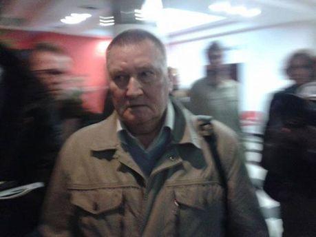 Кузнєцов, який представився Міноборони Криму