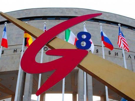 Росію можуть виключити з G8