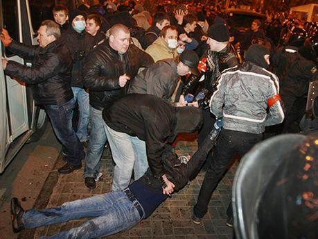 Кровавые события в Донецке