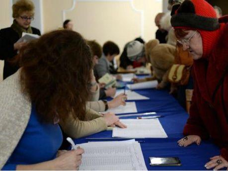 На референдумі у Криму дозволяють голосувати громадянам Росії