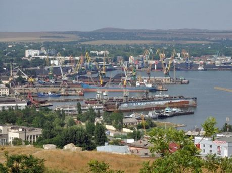Керченський торговий порт