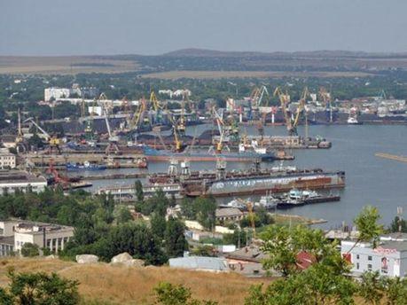 Керченский торговый порт