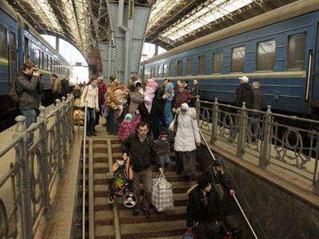 Львовский вокзал