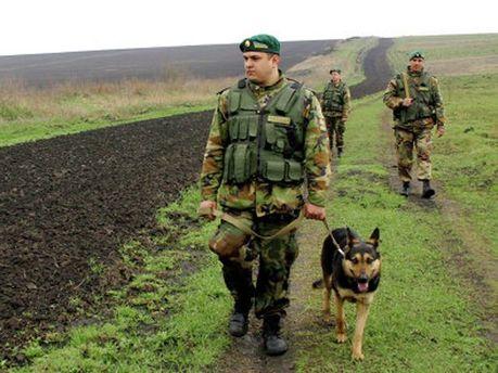 Білоруські прикордонники