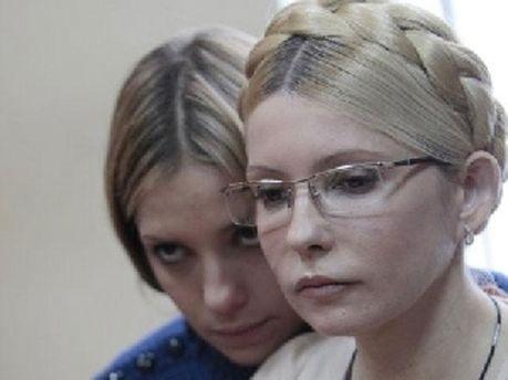 Юлия и Евгения Тимошенко