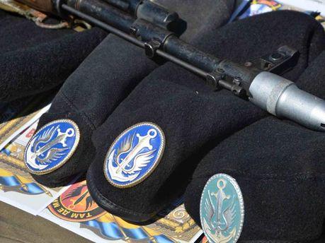 Береты морской пехоты