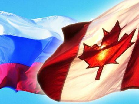 Росія-Канада