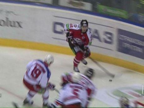 """Хоккей. """"Донбасс"""" вернул паритет в серии против """"Льва"""""""