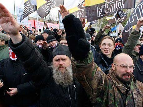 У Росії зростають прояви фашизму, ксенофобії, антисемітизму