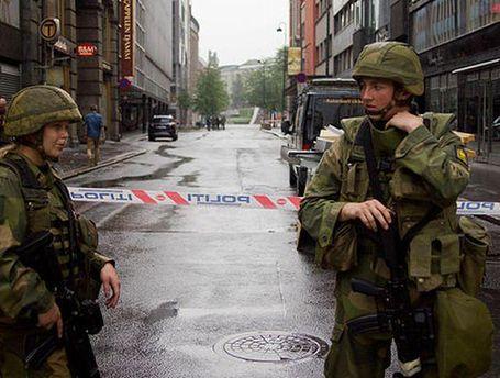 Норвезькі військові