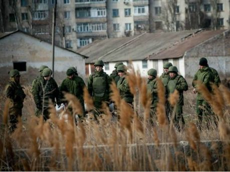Минобороны выставит счет России за захваченное имущество в Крыму