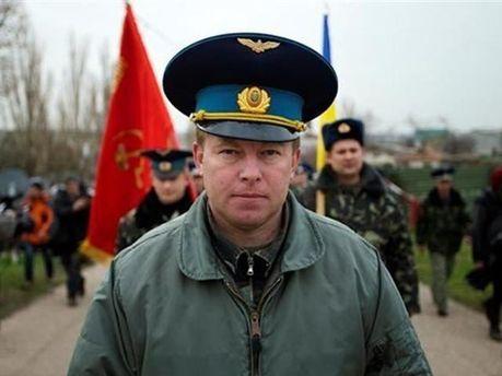 Юлий Мачур уже в Киеве