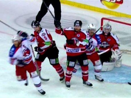 """Хоккей. """"Донбасс"""" вылетел из турнира на стадии полуфинала конференции"""