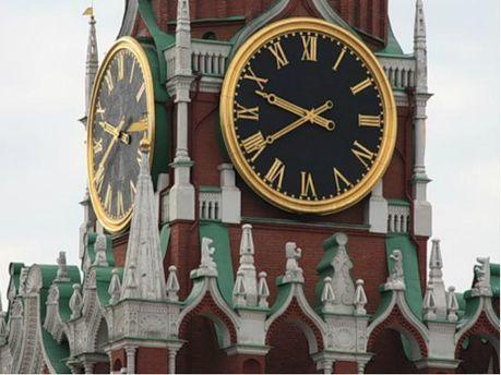 Кремлевский часы