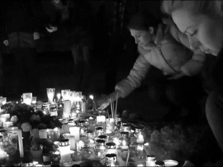 Прошло 40 дней с трагического убийства активистов Евромайдана
