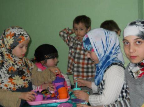 Крымские переселенцы