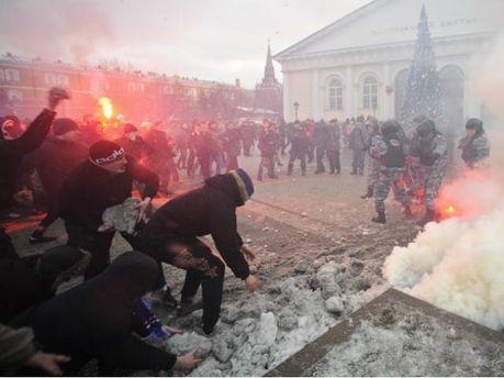 Заворушення на Манежній площі, 2010 рік