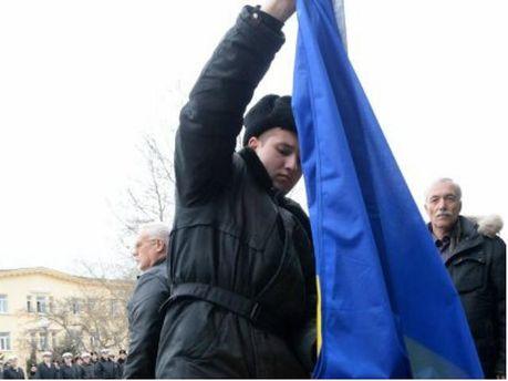 Курсант Академії ім. Нахімова
