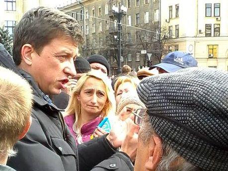 Олесь Доний в Харькове