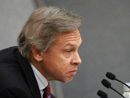 Олексій Пушков