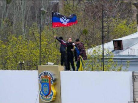 Сепаратисти у Краматорську