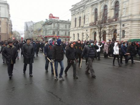 Харківські сепаратисти