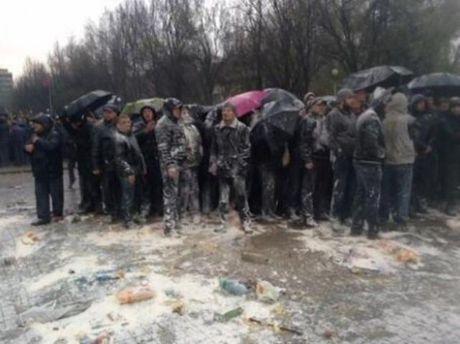 Сепаратисти у Запоріжжі